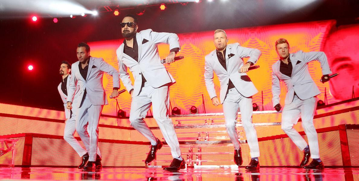 Backstreet Boys Single