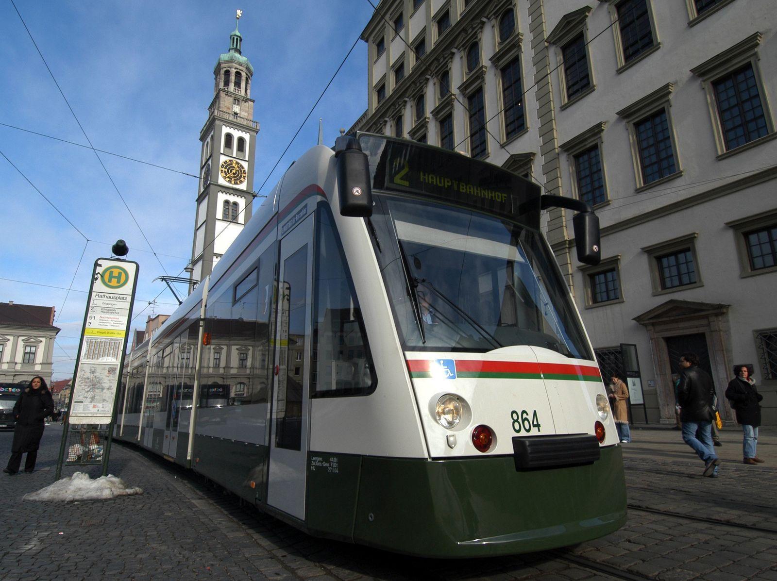 Straßenbahn Augsburg