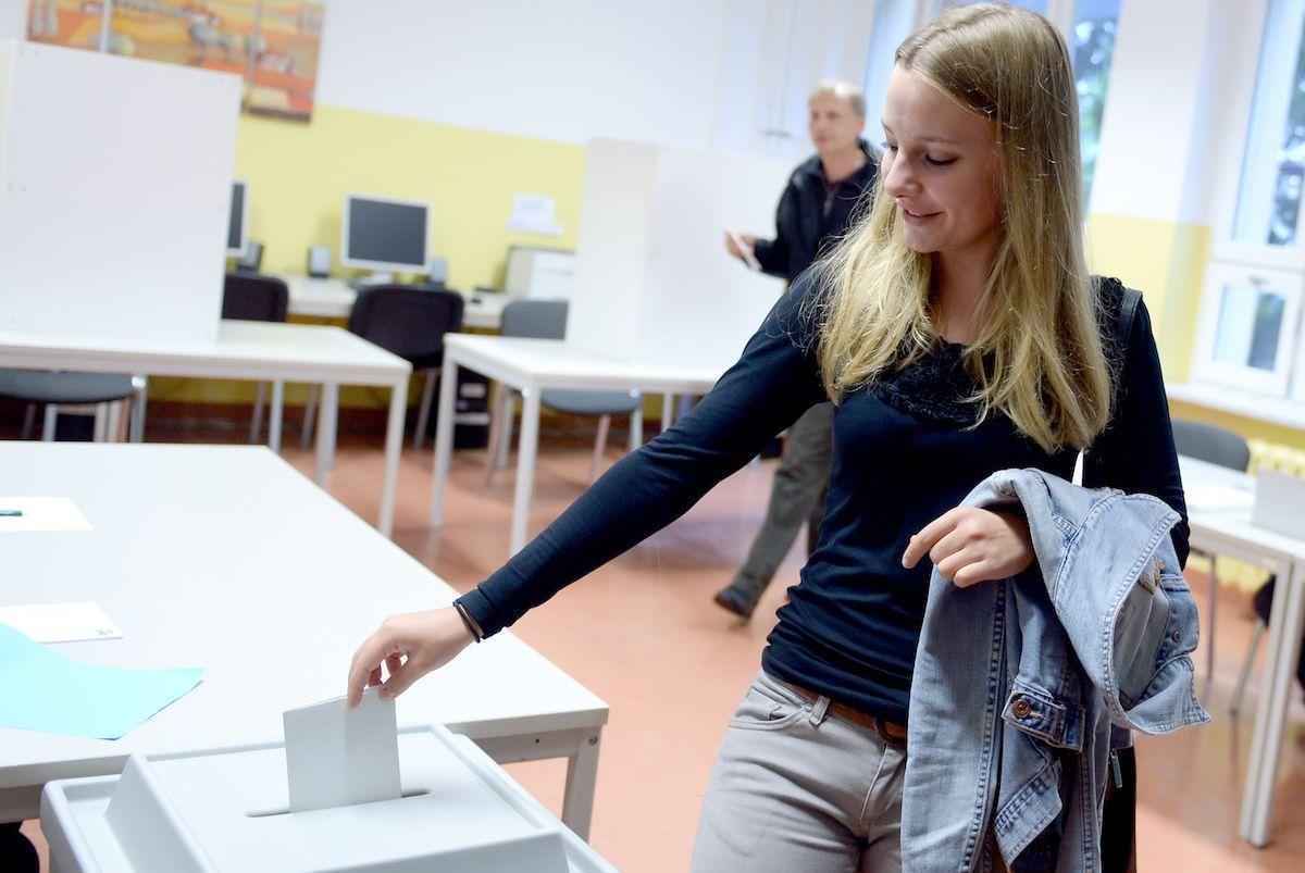 Wahlen 16