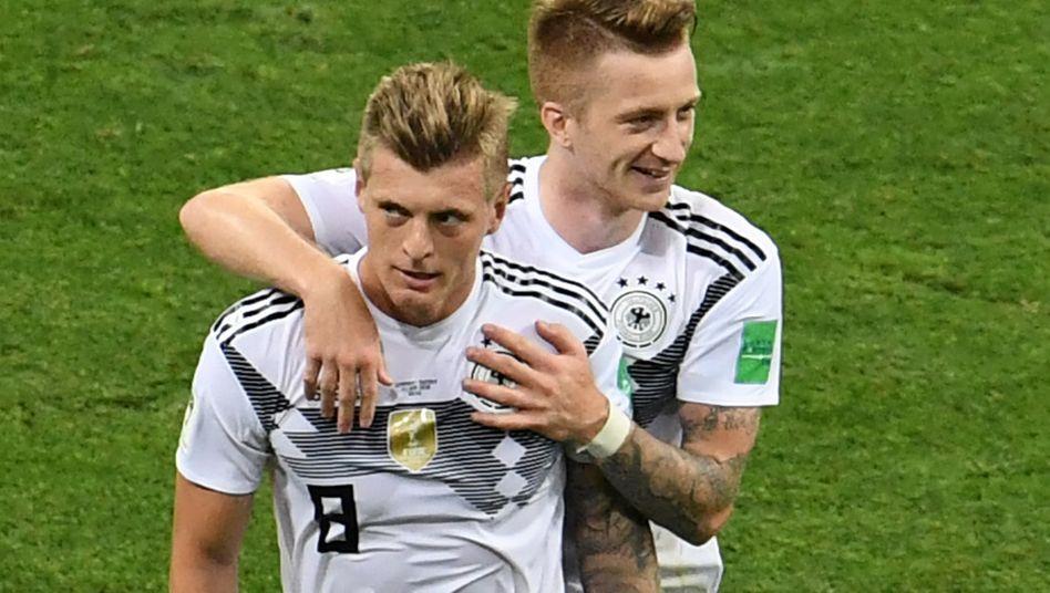 Muss Deutschland Gewinnen Um Weiter Zu Kommen