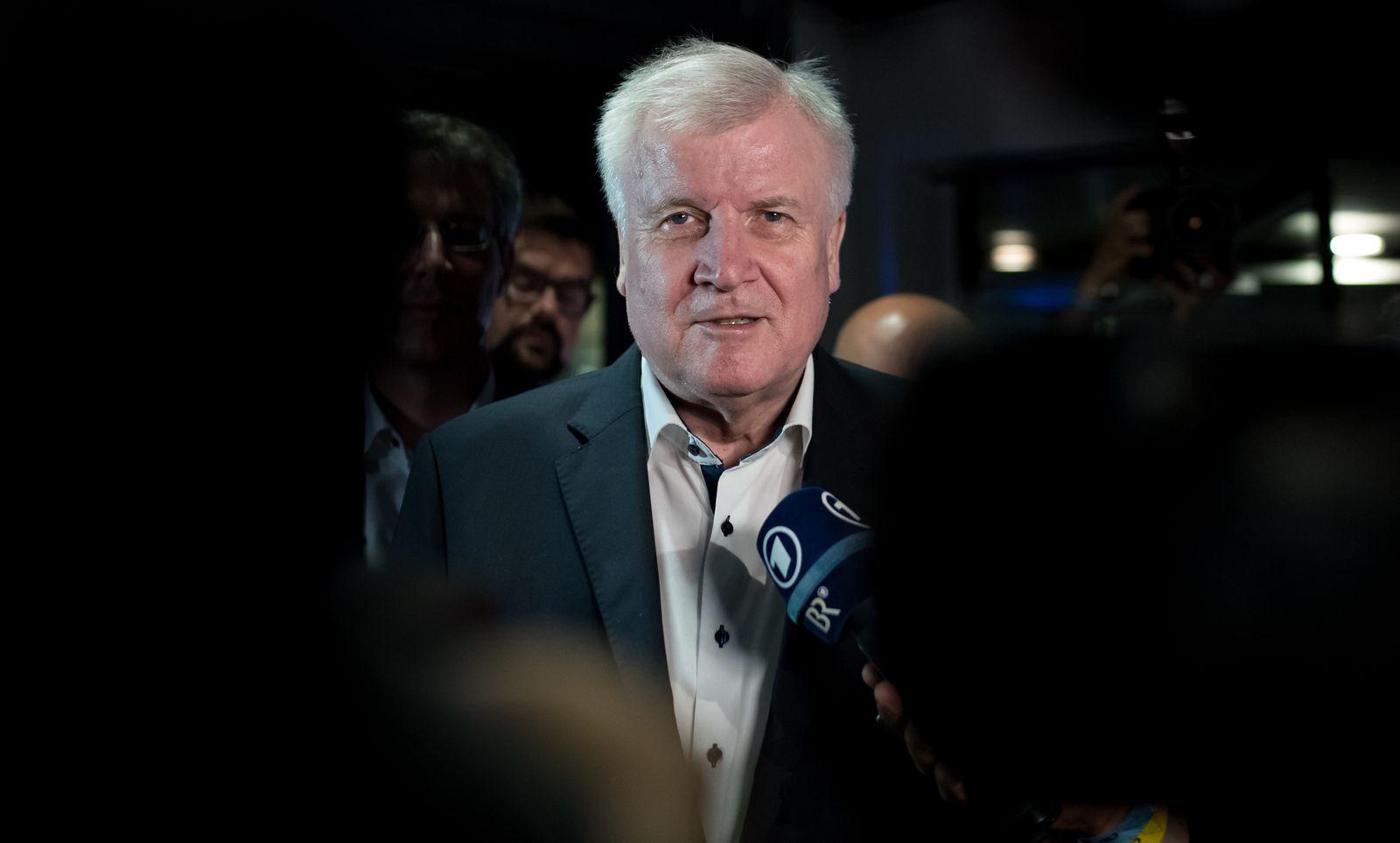 Horst Seehofer Masterplan