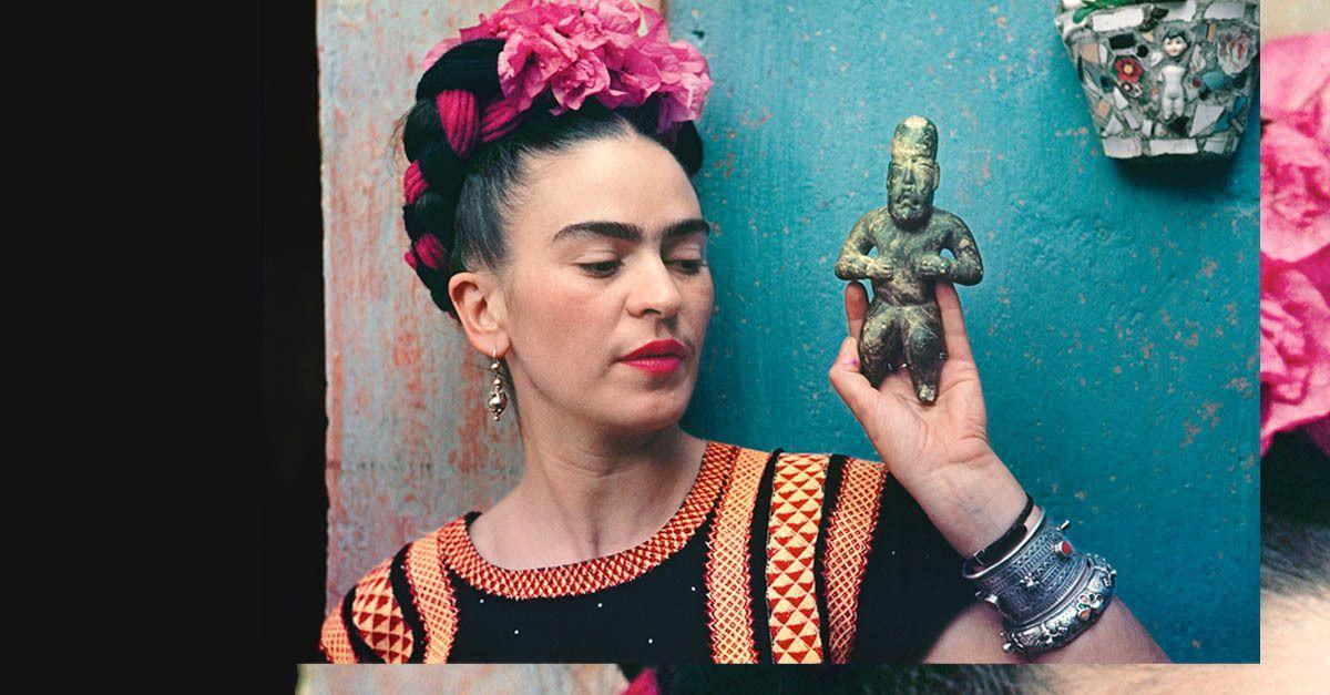 Frida Kahlo Home