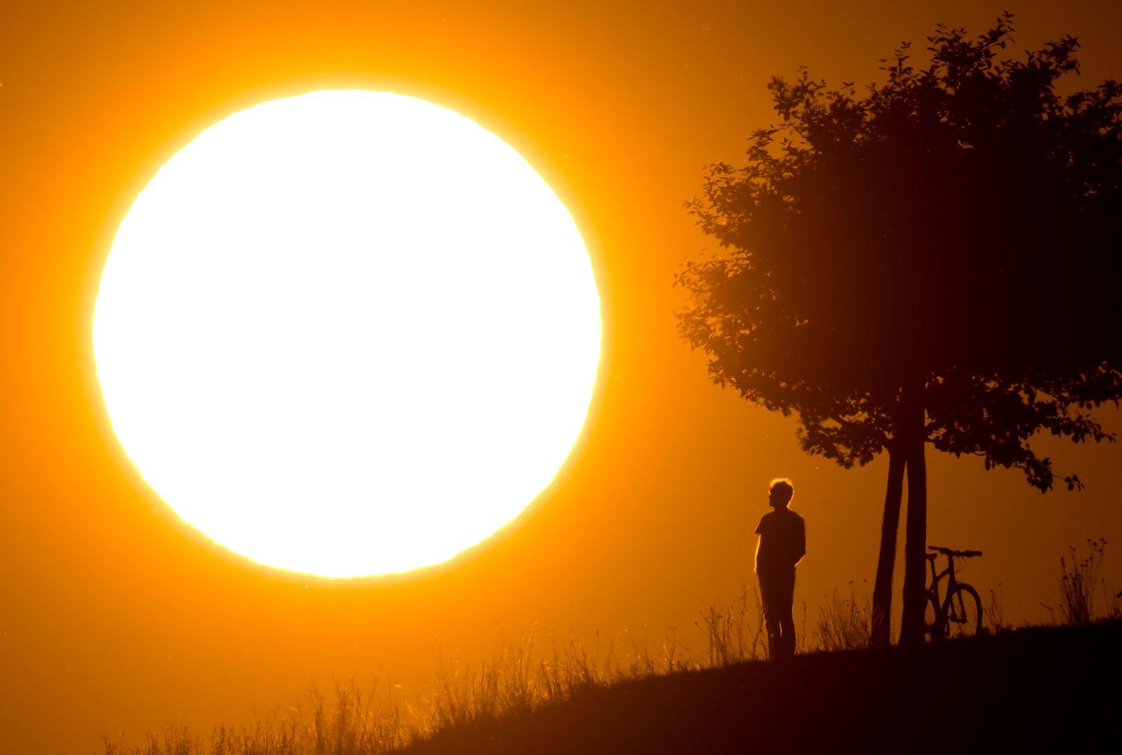 Klimawandel Erderwaermung