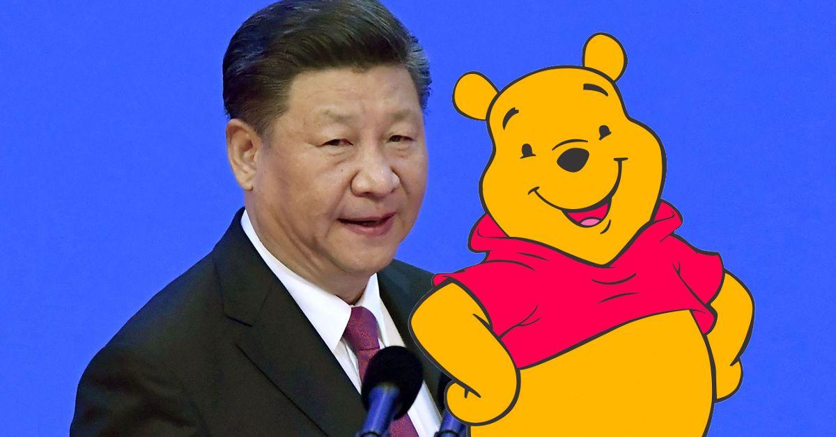 Xi Jinping Winnie Puh
