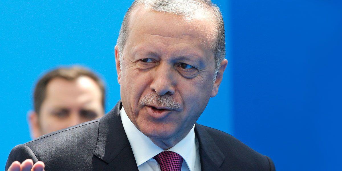 Erdogan Deutschlandbesuch