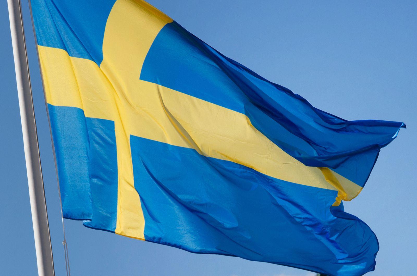 Schwedenflagge Gleichberechtigung