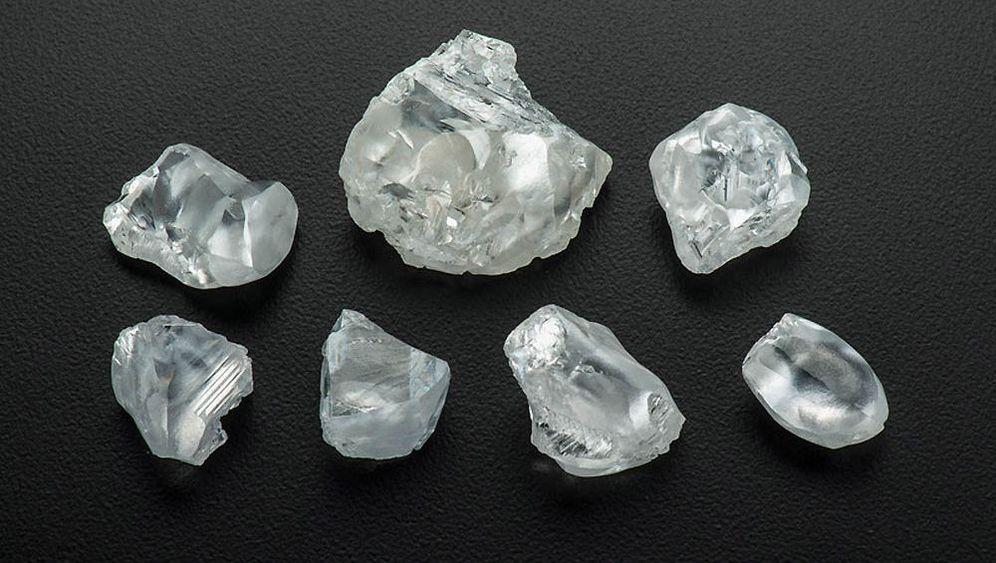 Diamanten: Schönheiten aus dem Erdinnern