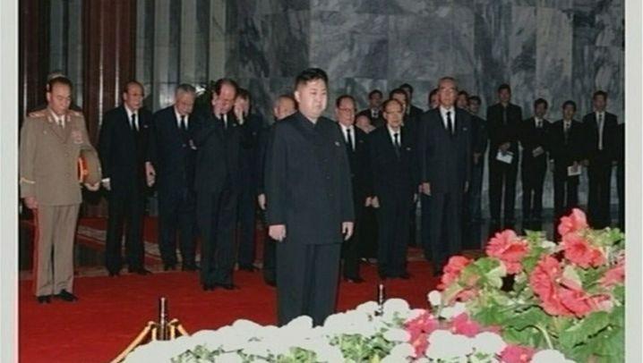 Nordkorea: Diktator im Schneewittchensarg