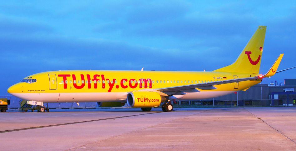 TUIfly: Klimafreundlichster Ferienflieger laut Atmosfair