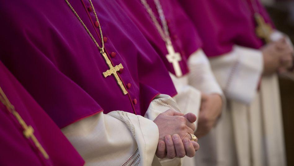 Deutsche Bischöfe: Kein Rückhalt für das Missbrauchs-Forschungsprojekt