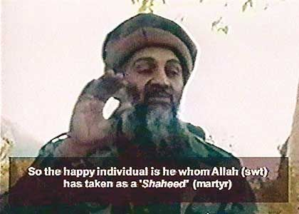 Osama Bin Laden: Sieben Phasen bis zum Kalifat