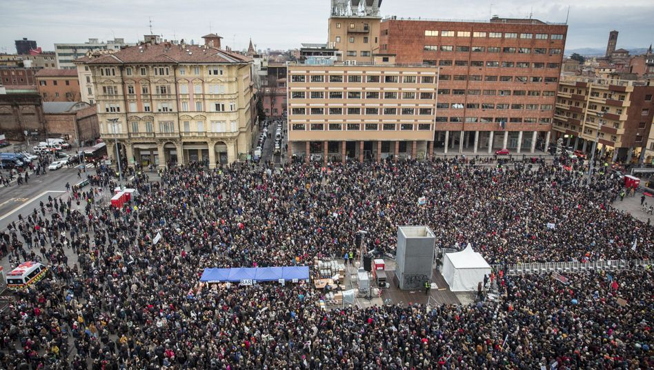 Hohe Beteiligung bei Regionalwahlen in Italien