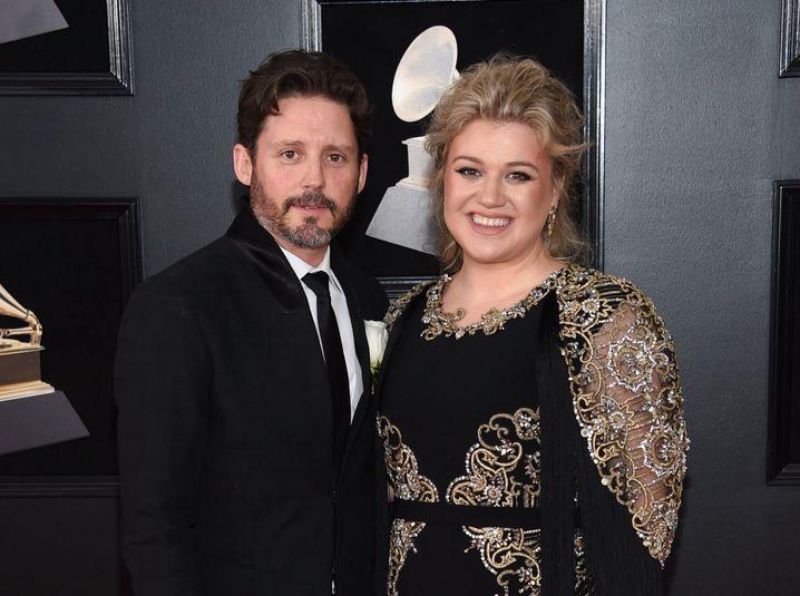 """Das Ehepaar Blackstock-Clarkson im Januar 2018: """"Es ist das schlimmste Erlebnis für alle Beteiligten"""""""