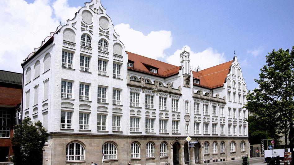 Luisen-Gymnasium in München