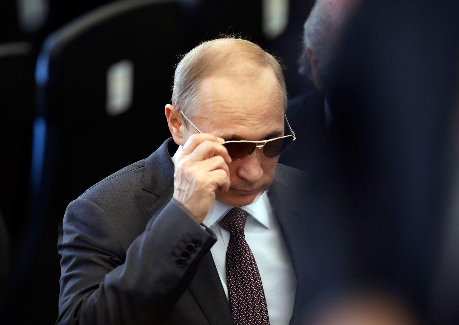 Putin World Cup 2014 - Final - Germany - Argentina