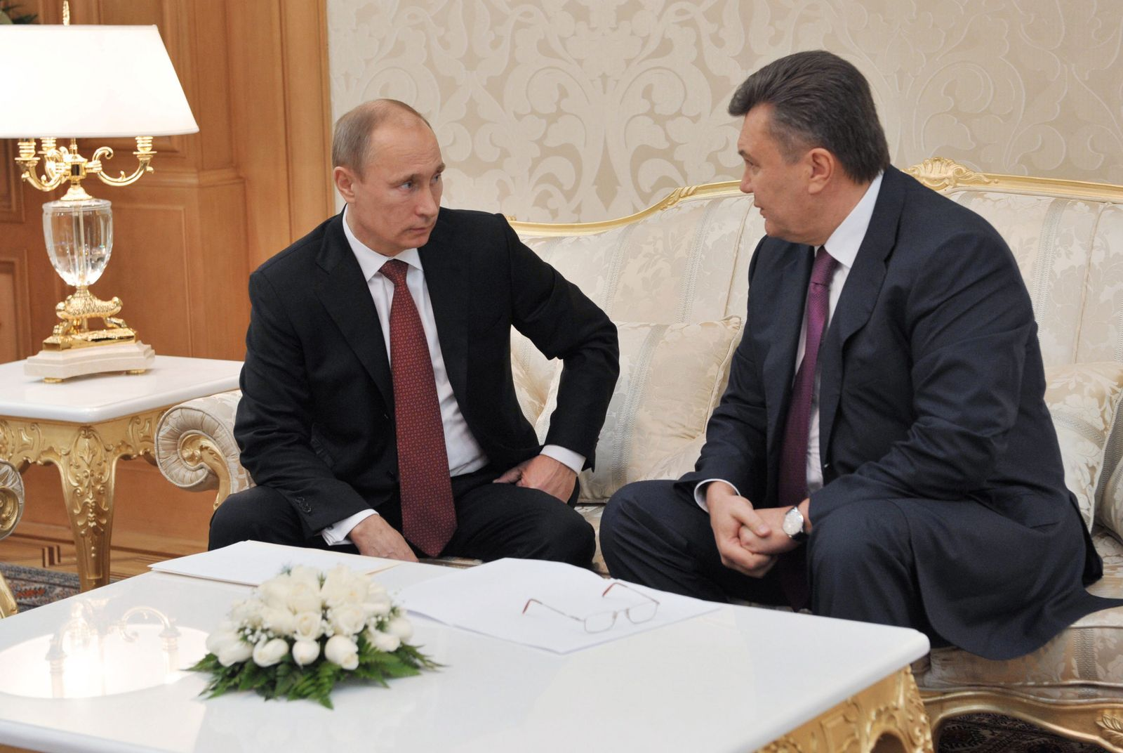 Putin/ Janukowitsch