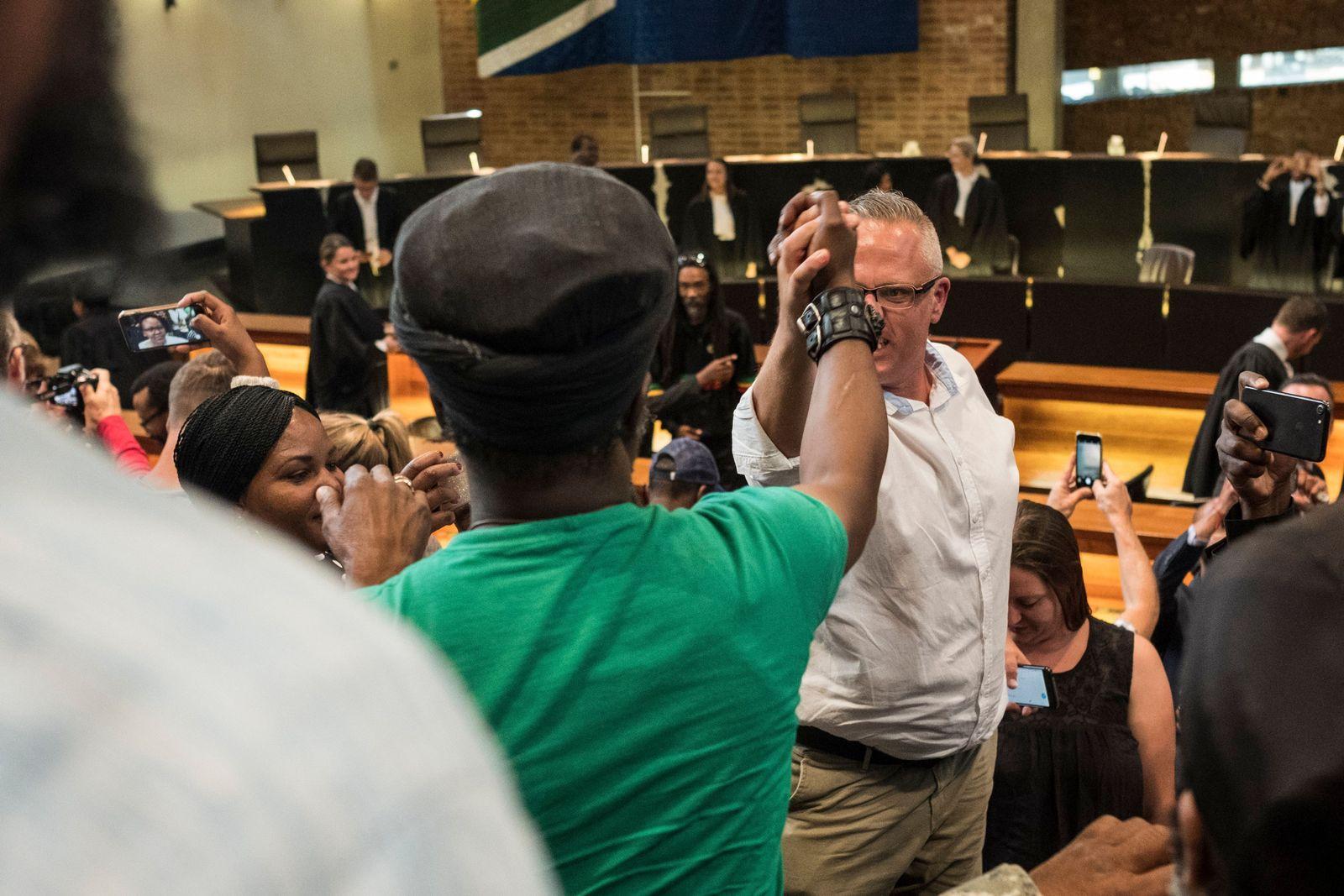 Cannabis Urteil Südafrika