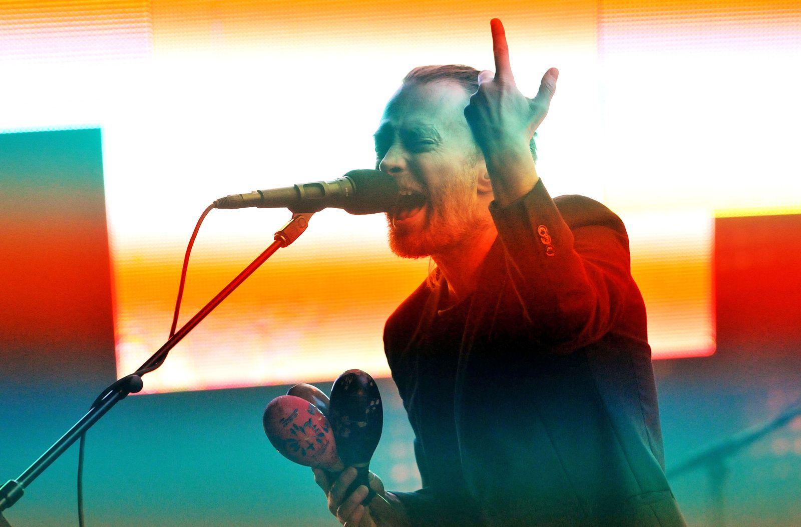 Tageskarte 26.07.13/ Pop/ Thom Yorke