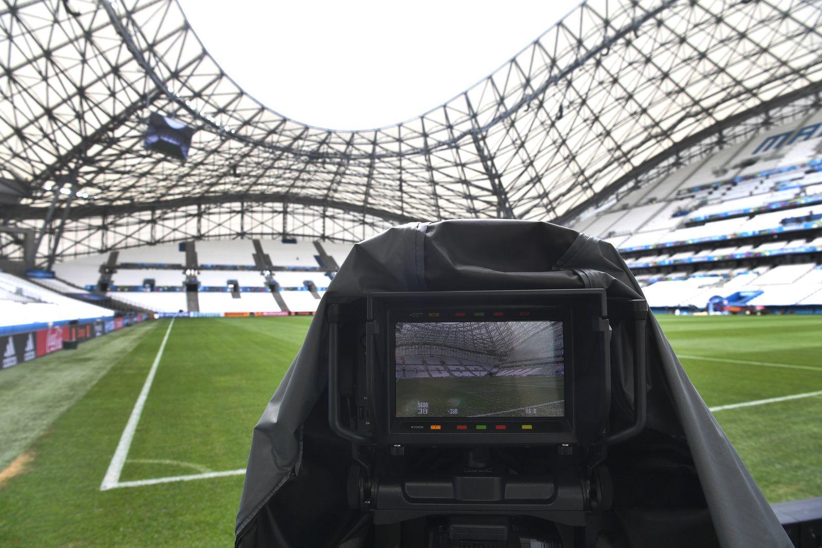 EURO 2016 - Fernsehen