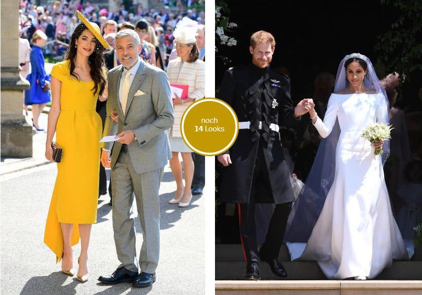 Aufmacher Fashion Tool / Royal Wedding