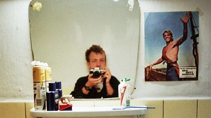 """Punkfotos von Olaf Ballnus: """"Wir waren perspektivlos, gelangweilt und dagegen"""""""