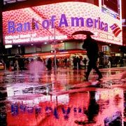 Not all investment banks have made a comeback: Bank of America recently reported a 24-percent decline in profits.