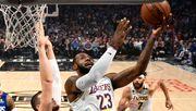 22 NBA-Teams spielen den Meister in Disney World aus