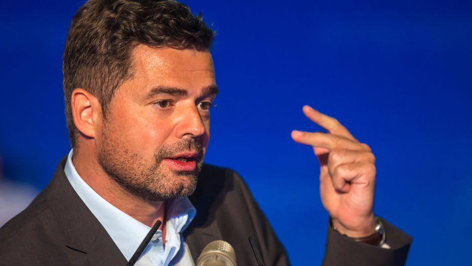 Thüringer CDU-Chef Mohring: Falsche Zahlen in der Parteitagsrede