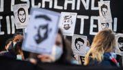 Tausende erinnern in Berlin an Opfer des Anschlags in Hanau
