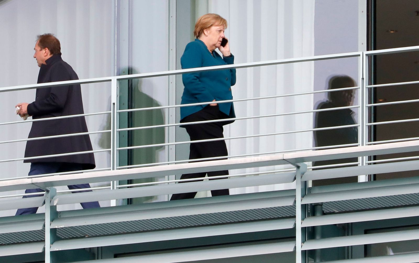 Coalition meeting in Berlin, Germany - 20 Sep 2019