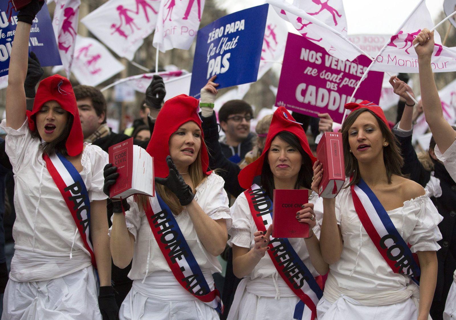 Homo-Ehe in Frankreich