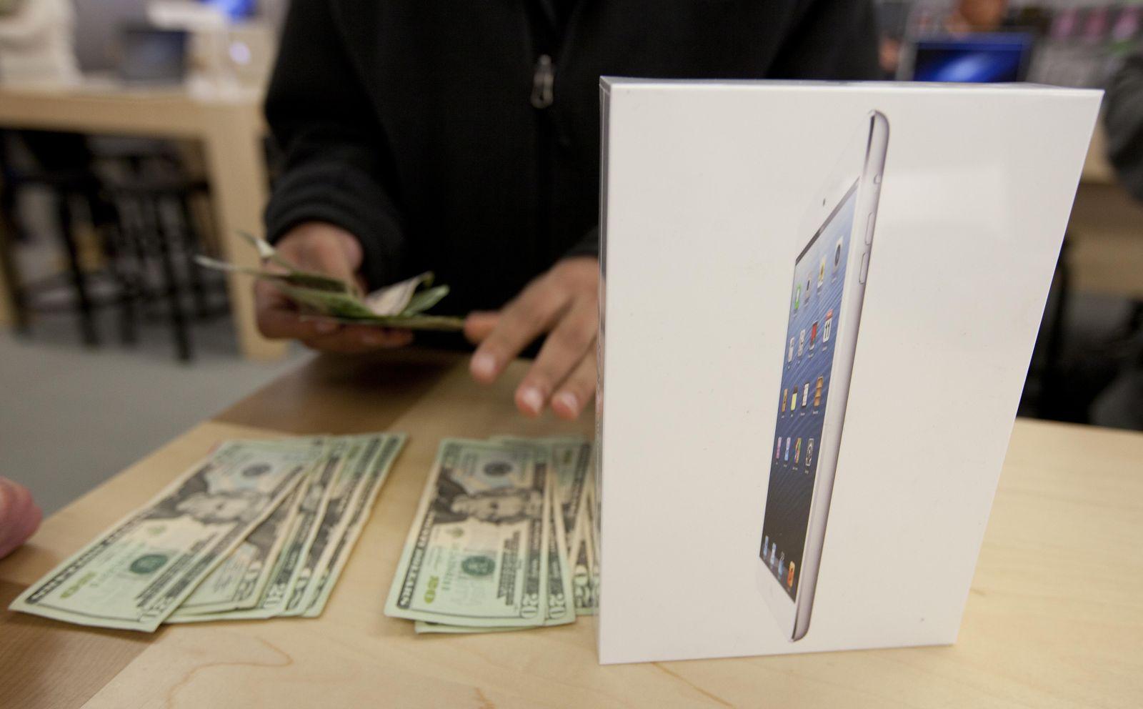 Apple iPad Mini Dollars
