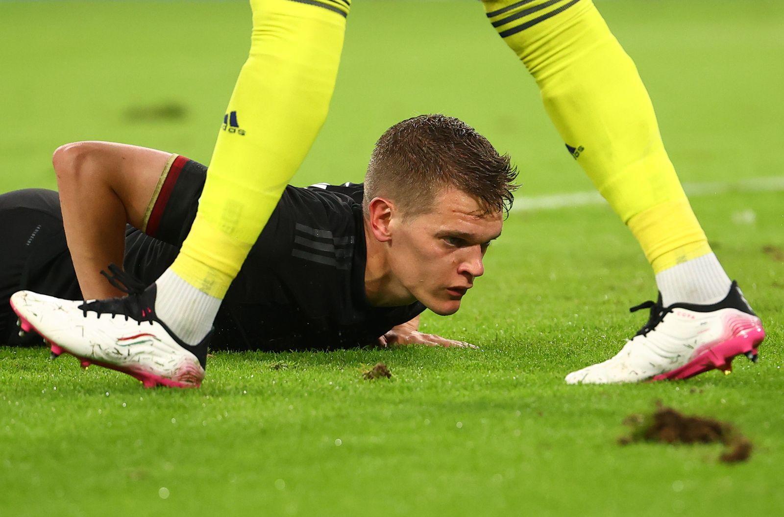 Group F Germany vs Hungary