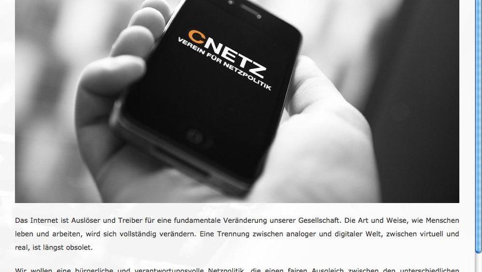 """CNetz-Website: """"Werte und Normen im Zeitalter der Digitalisierung"""""""