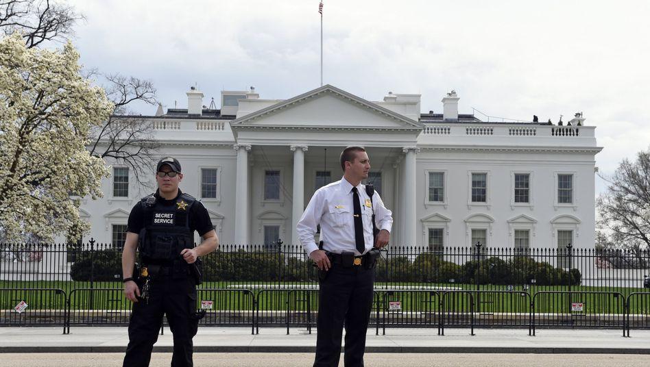 Weißes Haus in Washington: Hackerangriff auf Obama