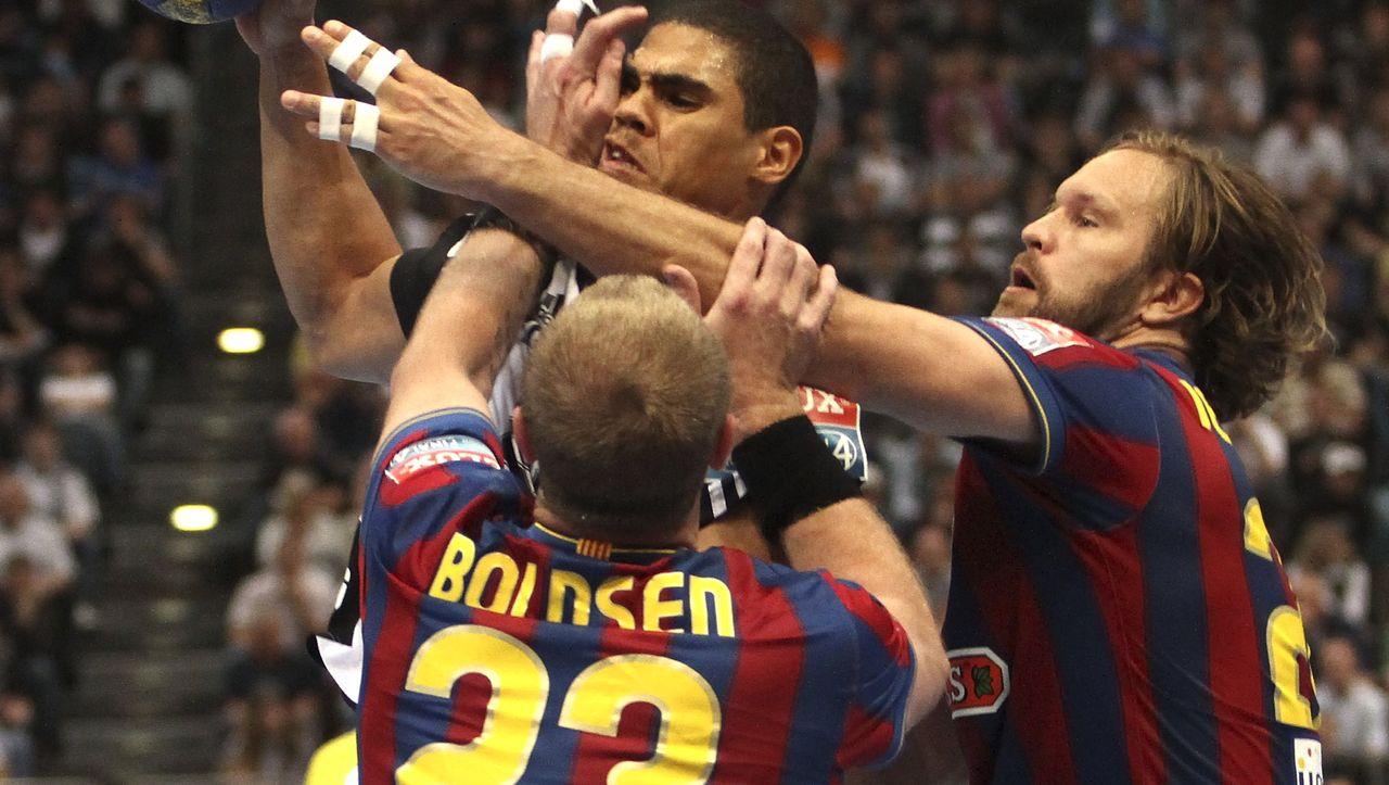 Neue Handballregeln