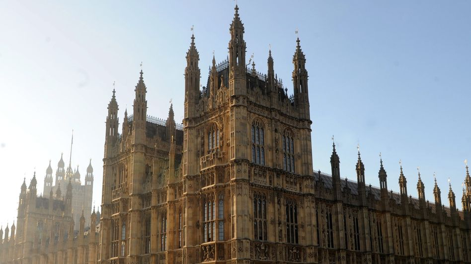 The parliament building in London: Will Britain's euroskeptics call for a 'Brixit'?