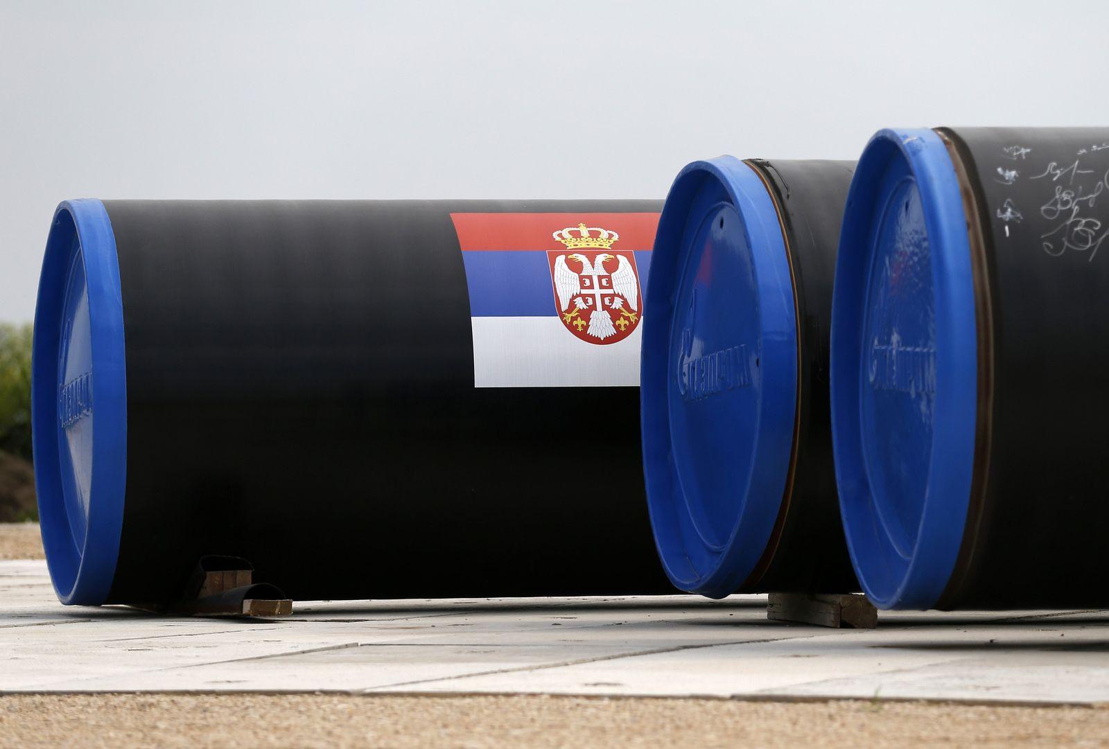 Serbia Gas