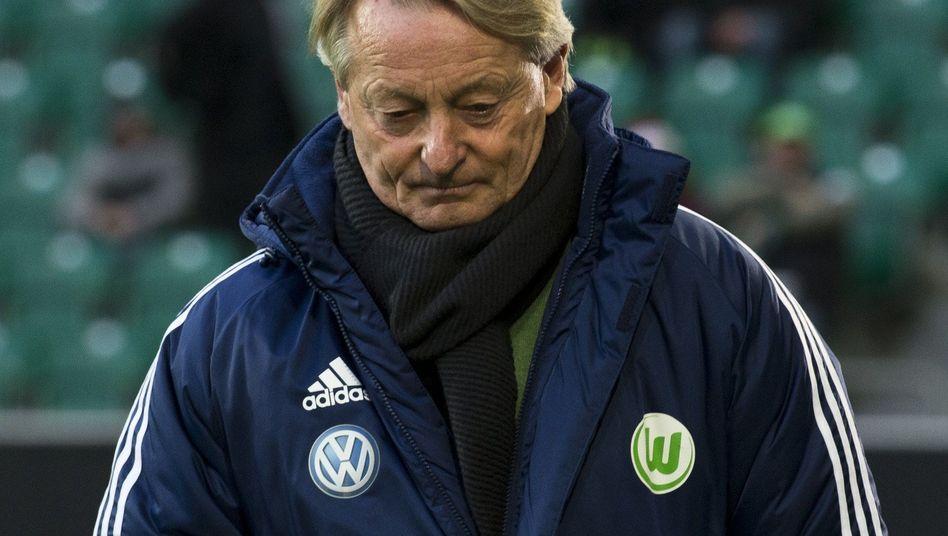 """Wolfsburg-Trainer Köstner: """"Übernehme Verantwortung"""""""