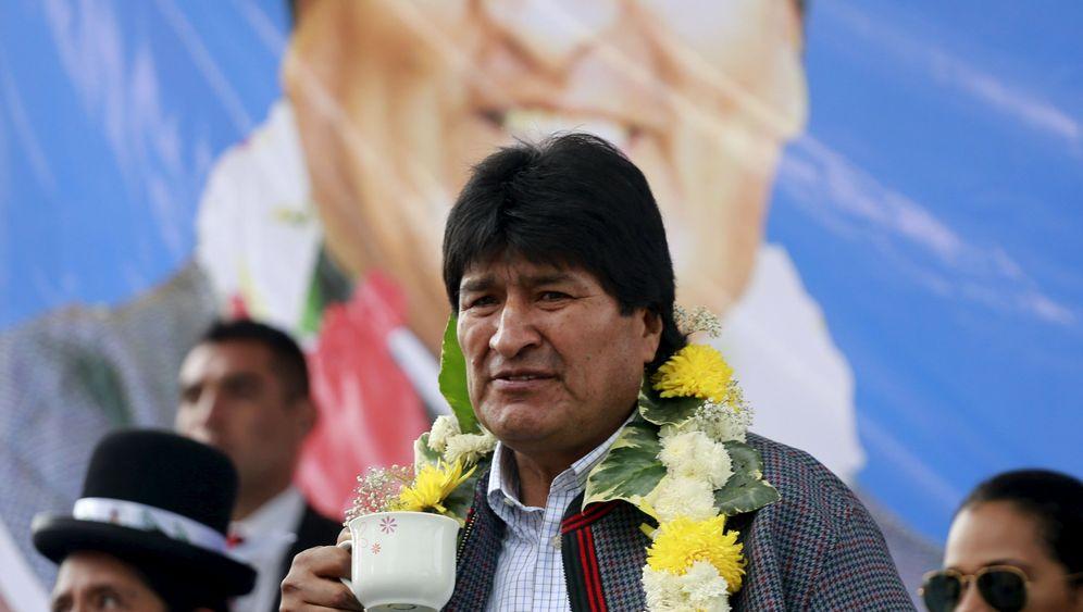 Boliviens Präsident Morales: Evo in alle Ewigkeit?
