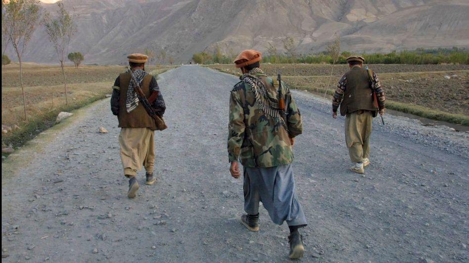 Afghanistan: Taliban nehmen Pandschirtal offenbar vollständig ein - DER  SPIEGEL