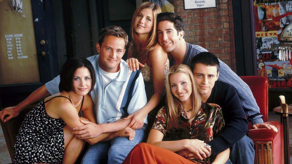 """Serie """"Friends"""": Kuschelwelt der Mittzwanziger"""
