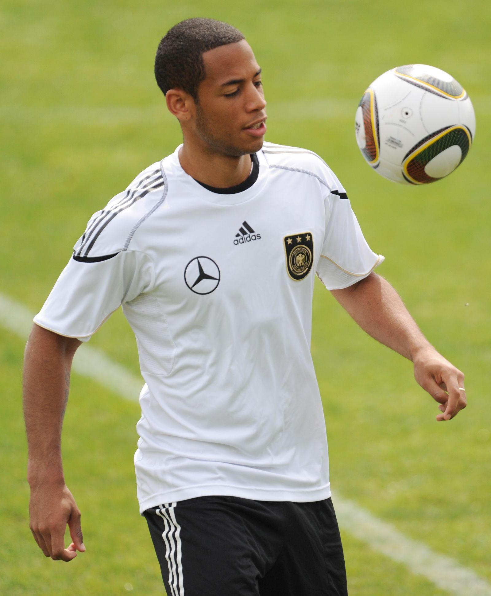 NICHT VERWENDEN Trainingslager deutsche Fussball-Nationalmannschaft