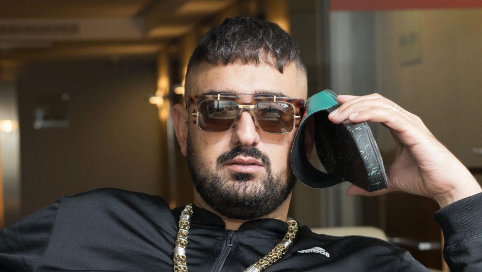 Rapper Haftbefehl (2016): Unapologetisch kanakisch