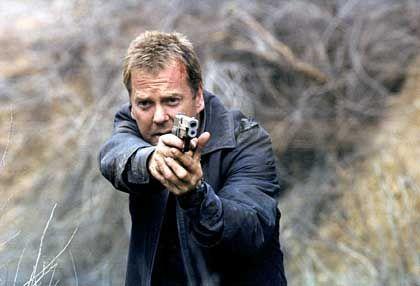 """Action-Serie """"24"""" (mit Kiefer Sutherland): """"Spannend, intelligent, witzig und gut geschrieben"""""""
