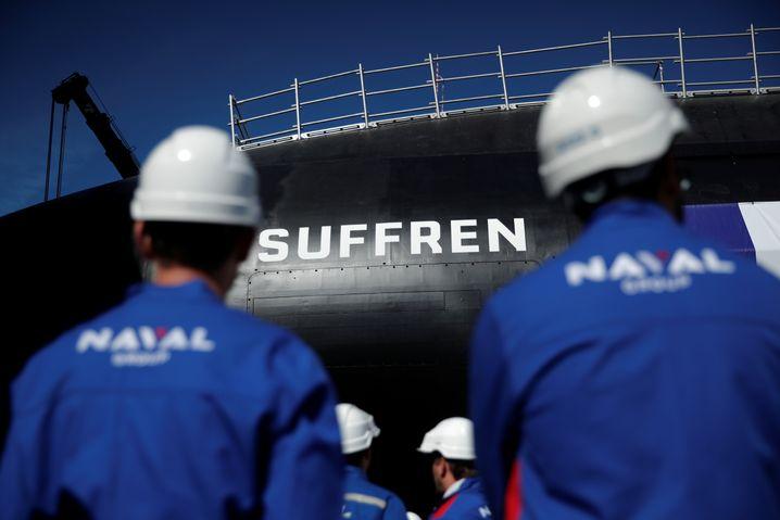"""U-Boot """"Suffren"""": Mehr als 9,1 Milliarden Euro investiert Paris in die Flotte"""