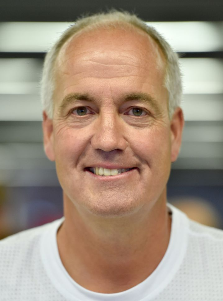 DOSB-Pfarrer Thomas Weber