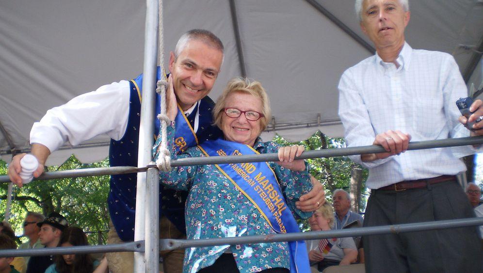 """Steubenparade 2010: """"Früher waren das meine Feinde"""""""