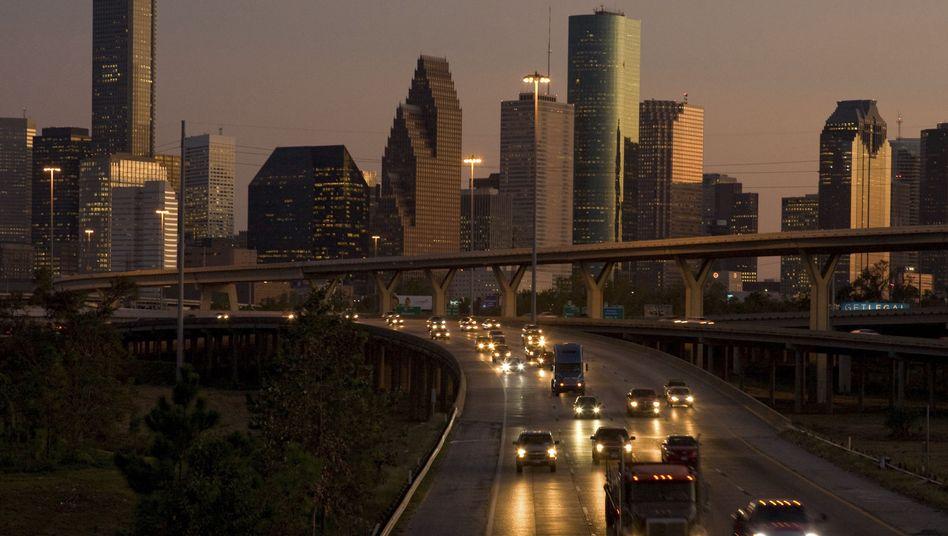 Skyline von Houston, Texas