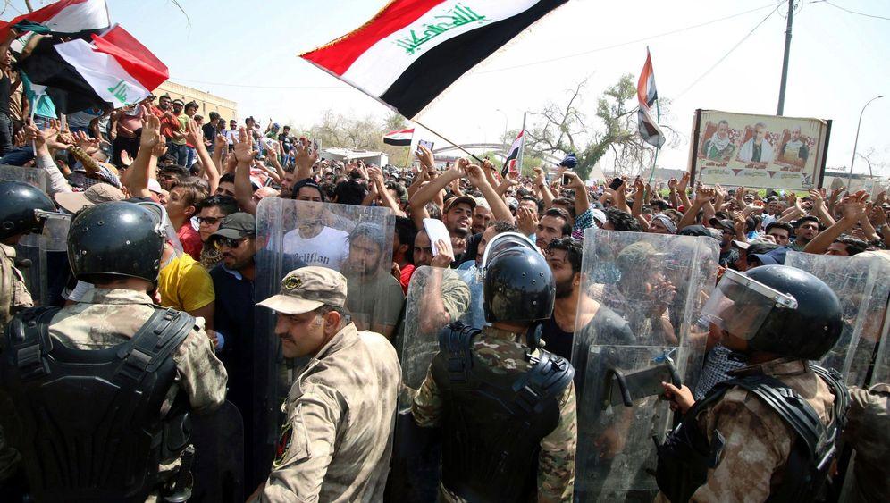 "Proteste im Irak: Die ""Basra-Revolution""?"